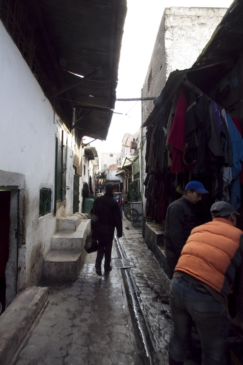 Dyers Souk Alley