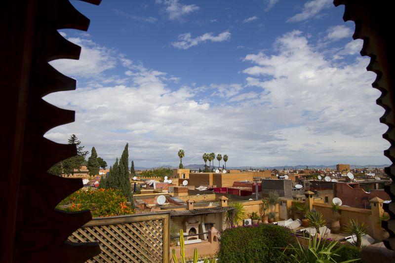 Marrakech Arch Riad